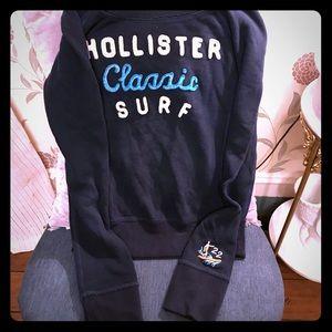 Hollister Nice vintage look sweatshirt. Size XS